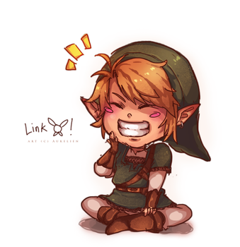 A little Hero of Time by Aurellien