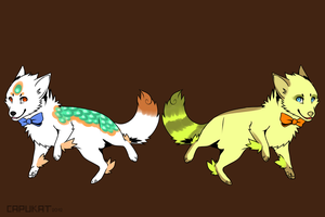 CLOSED- Adoptables by Capukat