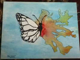 The Butterfly Effect by Tara-The-Artist