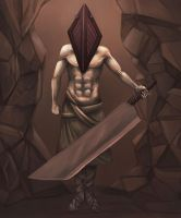 Pyramid-Head by monsty
