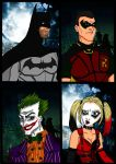 Batman-Arkham Asylum~ Animated Part 1 by Comicbookguy54321