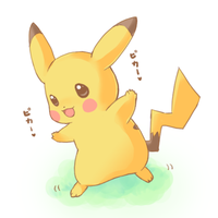 pikapika dance by airmi