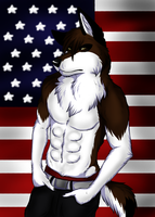 American Muscle by TheDaylightWolf