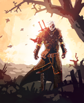The Witcher 3 by benthedwarf