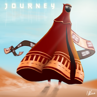 Commission: Journey by Biolyt1c