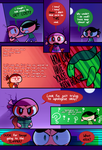 Bluck Comic #1 - Page 3 by JKSketchy