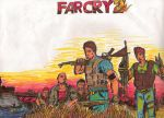 Far Cry 2 by thelonelyhorse24