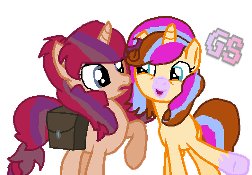 Hey There! by GamingStarLuigiSin
