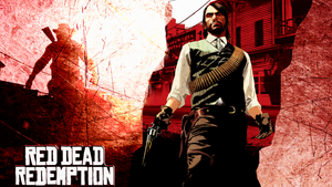 Red Dead Redemption Wallpaper by CrossDominatriX5