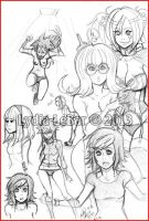 Lilly-Lamb 2013 Sketchies 14 by Lilly-Lamb