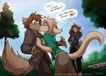 The Wrong Kiss by Twokinds