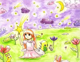 Easter c: by Jewieee