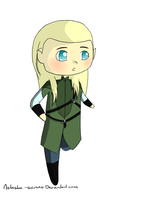 legolas by sonnio