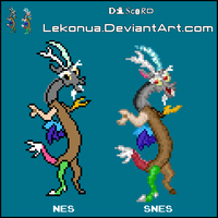 Pixel Discords by Lekonua