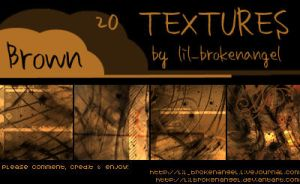 Textures - Brown by lilbrokenangel