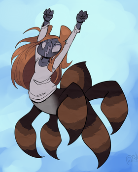 !!COMMISSION!! - Spindle! by Pikaronii