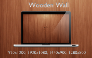 Wooden Wall by RaLO-kirneH
