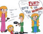 4000 - Pots, Pans, Spoons, and an Angry Sister by IamNotcrazyYouare