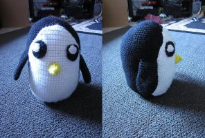 Amigurumi Gunter - Adventure Time by Oni4219