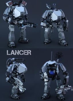 Lancer by Deadpool7100