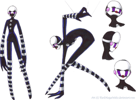 FNaF - The Marionette take 2 by BlackMagesWaltz