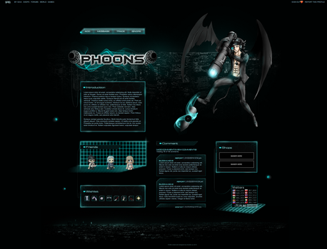 Gaia Profile: Phoons by ImFayth