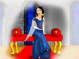 Mulan at Midnight by Sonala