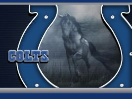 INDIANAPOLIS COLTS W by graffitimaster
