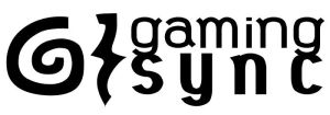 Gaming Sync Logo by Darkshire