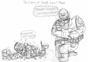 What Heavy Did to the Engineer (Poker Night Story) by theINAshow