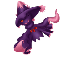 Request: Mismagius by Minthia