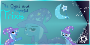 The Great and Powerful Trixie by Ivan2294