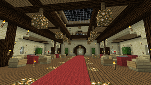 -MC- Elegant Restaurant by Sareth1337