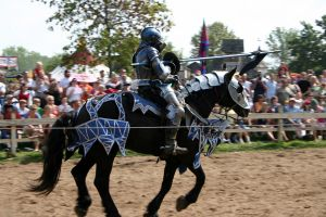 Jousting - Charge 2 by Furaha015
