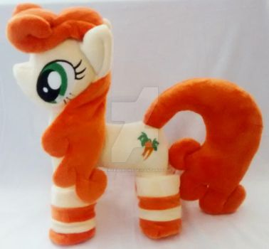 MLP Carrot Top Plush Plushie by Ponypassions by ponypassions