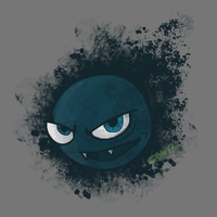 Gastly by pokemonwest