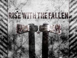 Rise With The Fallen by Bakero
