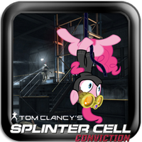 Splinter Cell: Ponyviction by Emper24
