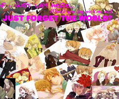 USUK Collage - Together by Angelicheartbeats