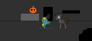 Halloween contest for Imp344's contest by COLT731