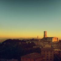 perugia san domenico II by Y0R1CK