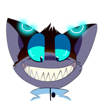 And Grin Second Version by SmilehKitteh