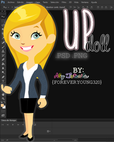 Up Doll by ForeverYoung320