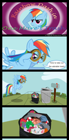 COMIC: One Mare's Trash by HatBulbProductions