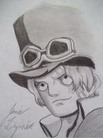 Sabo The Revolutionary! by emokitten687