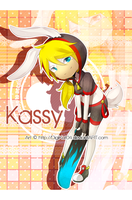 x x -- Kassy -- x x by DigiKat04
