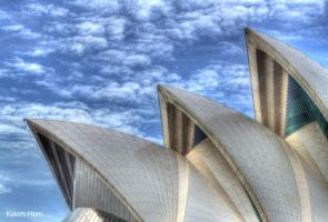 Sydney Opera House HDR II by snaphappy7530