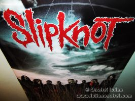 SlipKnoT Poster by Revolt666