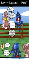 Lovely lessons part 7 by PlatinaSena