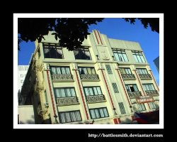 restoring old art deco hotel by battlesmith